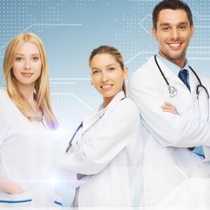 Doctors Behind the Scenes