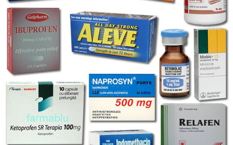 Risks With NSAIDs